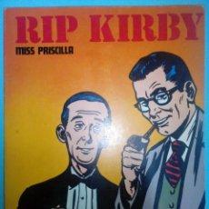 Cómics: RIP KIRBY: MISS PRISCILLA EPISODIOS COMPLETOS EDITORIAL BURULAN. Lote 39925368
