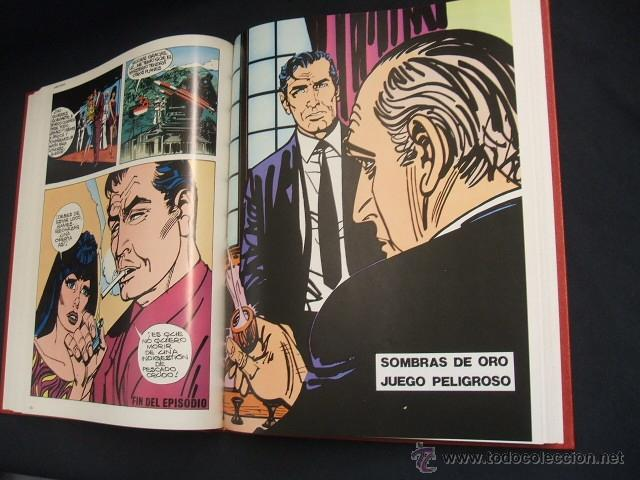 Cómics: 2 TOMOS ENCUADERNADOS - JAMES BOND - BURULAN - - Foto 4 - 39932818