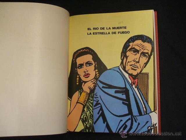 Cómics: 2 TOMOS ENCUADERNADOS - JAMES BOND - BURULAN - - Foto 8 - 39932818