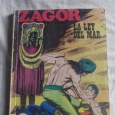 Cómics: ZAGOR Nº 51 LA LEY DEL MAR . Lote 40385910
