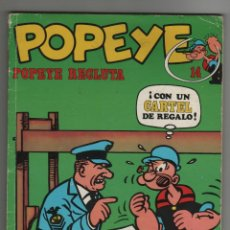 Cómics: POPEYE - POPEYE REGLUTA Nº14.. Lote 40820067