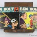 Cómics: 4122- BEN BOLT. LOTE DE 3 COMICS. EDIT. BURU LAN. AÑOS 70. . Lote 40887512