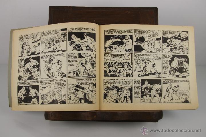 Cómics: 4122- BEN BOLT. LOTE DE 3 COMICS. EDIT. BURU LAN. AÑOS 70. - Foto 5 - 40887512