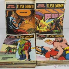 Cómics: 4147- HEROES DEL COMIC. FLASH GORDON. EDIT. BURU LAN. LOTE DE 123 FASCICULOS. AÑOS 70. . Lote 40919519