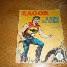 Cómics: ZAGOR.- BURULAN.- Nº.- 7.. Lote 40975853