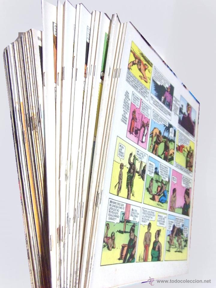 36 COMICS ·· HOMBRE ENMASCARADO ·· BURU-LAN·· VER DESCRIPCIÓN E IMÁGENES ·· (Tebeos y Comics - Buru-Lan - Hombre Enmascarado)