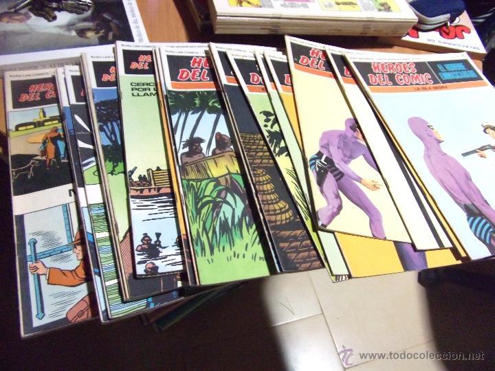 Cómics: 36 COMICS ·· HOMBRE ENMASCARADO ·· BURU-LAN·· VER DESCRIPCIÓN E IMÁGENES ·· - Foto 3 - 41183172