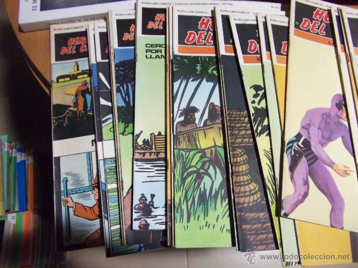 Cómics: 36 COMICS ·· HOMBRE ENMASCARADO ·· BURU-LAN·· VER DESCRIPCIÓN E IMÁGENES ·· - Foto 5 - 41183172