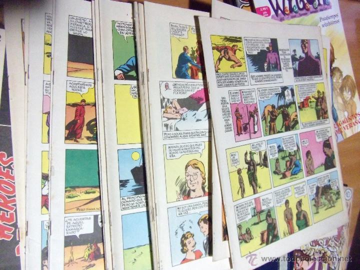 Cómics: 36 COMICS ·· HOMBRE ENMASCARADO ·· BURU-LAN·· VER DESCRIPCIÓN E IMÁGENES ·· - Foto 7 - 41183172