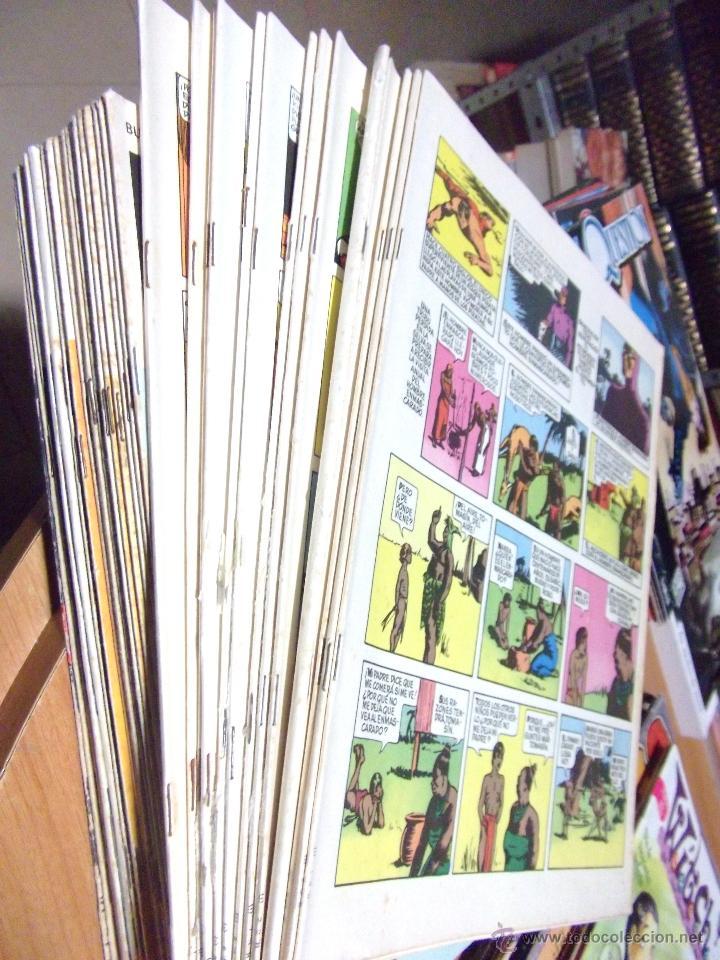 Cómics: 36 COMICS ·· HOMBRE ENMASCARADO ·· BURU-LAN·· VER DESCRIPCIÓN E IMÁGENES ·· - Foto 8 - 41183172