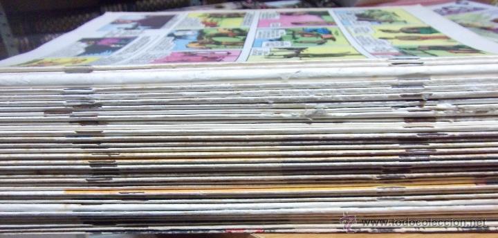 Cómics: 36 COMICS ·· HOMBRE ENMASCARADO ·· BURU-LAN·· VER DESCRIPCIÓN E IMÁGENES ·· - Foto 9 - 41183172
