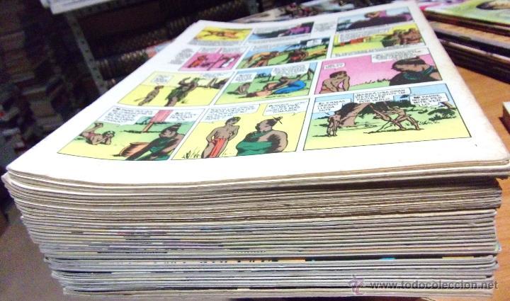 Cómics: 36 COMICS ·· HOMBRE ENMASCARADO ·· BURU-LAN·· VER DESCRIPCIÓN E IMÁGENES ·· - Foto 10 - 41183172