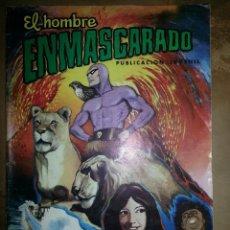 Cómics: EL HOMBRE ENMASCARADO - EL CARGAMENTO PELIGROSO. Lote 41273308