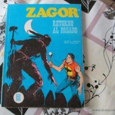 Cómics: ZAGOR Nº 9 MUY BUENO. Lote 41299464