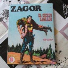 Cómics: ZAGOR Nº 17 MUY BUENO. Lote 41299785