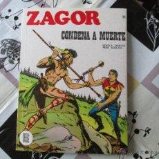 Cómics: ZAGOR Nº 23 BUENO. Lote 41299977
