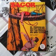 Cómics: ZAGOR Nº 27 MUY BUENO. Lote 41300075