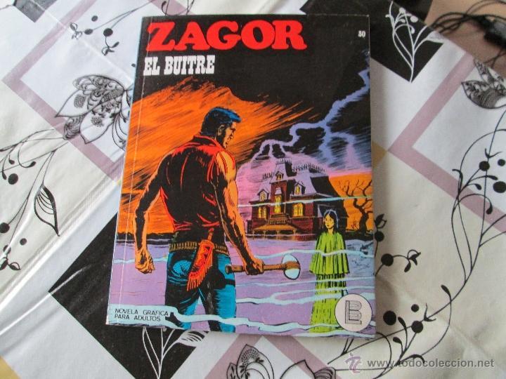 ZAGOR Nº 30 MUY BUENO (Tebeos y Comics - Buru-Lan - Zagor)