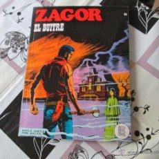 Cómics: ZAGOR Nº 30 MUY BUENO. Lote 41300254