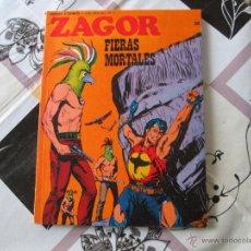 Comics : ZAGOR Nº 58 MUY BUENO. Lote 41301843