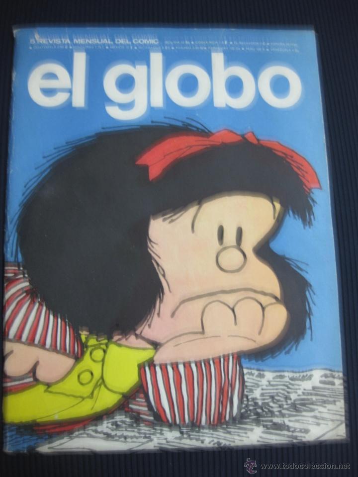 EL GLOBO Nº 5. BURU-LAN 1973 (Tebeos y Comics - Buru-Lan - Otros)