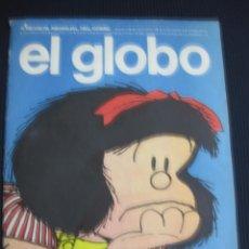 Cómics: EL GLOBO Nº 5. BURU-LAN 1973. Lote 41340958