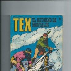 Cómics: TEX BURULAN Nº 69. Lote 41575053