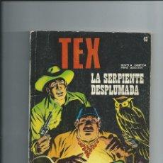 Cómics: TEX BURULAN Nº 43. Lote 41575215