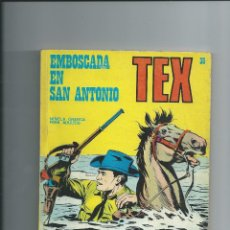 Cómics: TEX BURULAN Nº 36. Lote 41575267