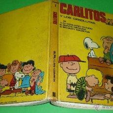 Cómics: CARLITOS. TOMO 1. BURU LAN. Lote 41712854