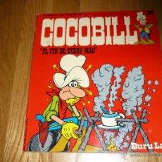 Cómics: COCOBILL. EL FIN DE EVERY MAD. SERIE HEROES DE PAPEL NUM. 13. EDIT. BURU-LAN. 1974. Lote 41802050