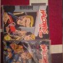 Cómics: HALCONES DE ACERO - BURU LAN - COMPLETA CJ 32 - GORBAUD. Lote 42112722