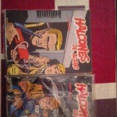 Cómics: HALCONES DE ACERO - BURU LAN - COMPLETA CJ 5 - GORBAUD. Lote 42112722