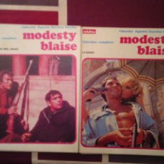 Cómics: MODESTY BLAISE - BURU LAN - COMPLETA CJ 31 - GORBAUD. Lote 42112757