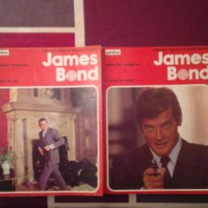 Cómics: JAMES BOND-COLECCION COMPLETA - BURU LAN CJ 31 - GORBAUD. Lote 42112795