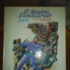 Cómics: EL HOMBRE ENMASCARADO 'INVASIÓN'. Lote 42288902