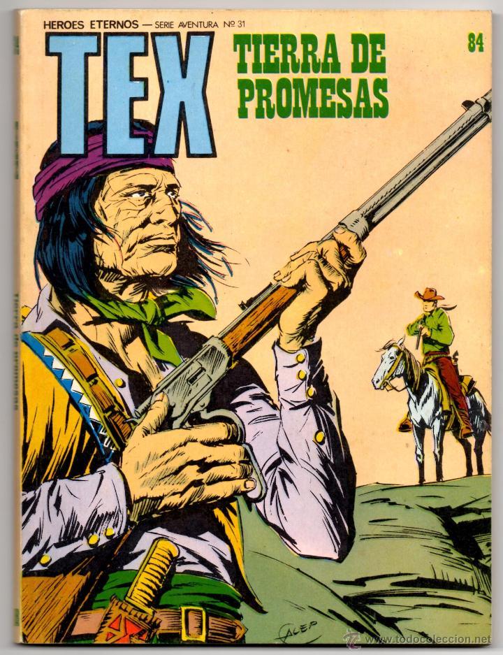 TEX Nº 84 (BURU LAN 1974) (Tebeos y Comics - Buru-Lan - Tex)