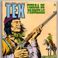 Cómics: TEX Nº 84 (BURU LAN 1974). Lote 42372651