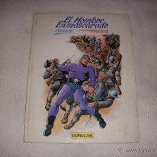 Cómics: EL HOMBRE ENMASCARADO Nº 2, TAPA DURA, EDITORIAL BURULAN. Lote 42517911