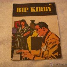 Cómics: HEROES DEL COMIC, RIP KIRBY Nº 8, EDITORIAL BURULAN. Lote 42578156