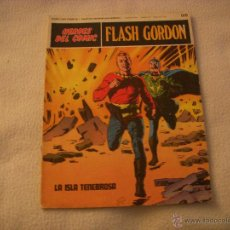 Cómics: HEROES DEL COMIC, FLASH GORDON Nº 019, EDITORIAL BURULAN. Lote 42578392