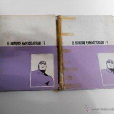 Cómics: EL HOMBRE ENMASCARADO. TOMO NºS 1 Y 2. BURULAN. Lote 51482943