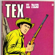 Cómics: TEX Nº 80 (BURU LAN 1974). Lote 43110980