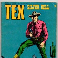Cómics: TEX Nº 78 (BURU LAN 1973). Lote 43111047
