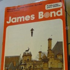 Cómics: TEBEOS-COMICS CANDY - JAMES BOND - 1974 - BURU LAN - Nº 10 - HORAK -DIFICIL *AA99. Lote 43114149
