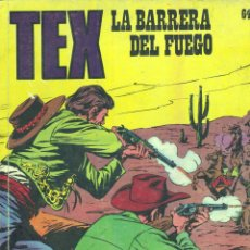 Cómics: TEX Nº64 (EDITORIAL BURULAN, 1971). Lote 43336093