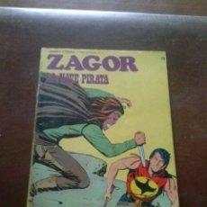 Cómics: COMICS ZAGOR Nº 72 LA NAVE PIRATA. Lote 43396095