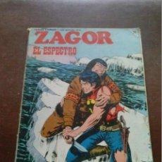 Cómics: COMICS ZAGOR Nº 75 EL ESPECTRO. Lote 43396348
