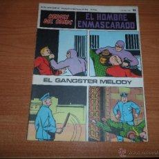 Cómics: EL HOMBRE ENMASCARADO BURU LAN BURULAN Nº 36 1972. Lote 43511705