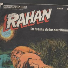 Comics - 2 EUROCOMICS RAHAN Nº 20 22 EPISODIO COMPLETO - 43532829